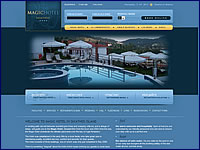 Magic Hotel, Skiathos