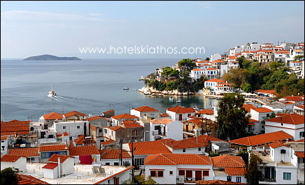 Skiathos Port